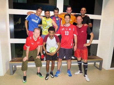 Weitere Spieler sind willkommen: Verein «Fussball in Gossau». Bild: Website des Vereins