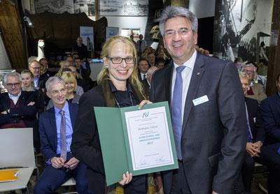 Heideglas Uelzen unter den Finalisten des Ausbildungs- und Innovationspreises 2017