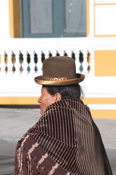 La Paz, die höchstgelegene Hauptstadt der Welt