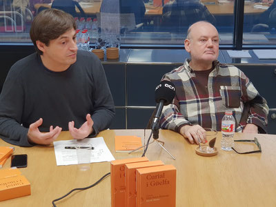 Joan Santanach i Lluís-Anton Baulenas