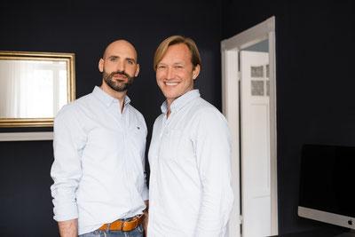 Christian Selzle und Alexander Karner