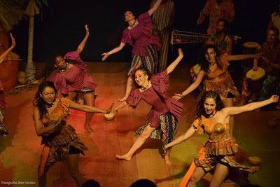 """""""Pueblo espiritual"""" una explosión de danza afro"""