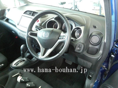HONDA FIT Smart key