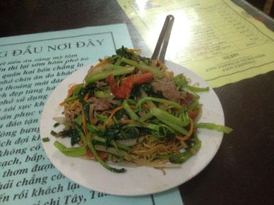 Dove mangiare a Ninh Binh e Tam Coc. Pho Bo 24