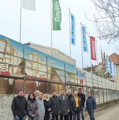 Dauthestraße 6 - offizieller Startschuss mit allen Partnern