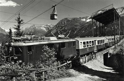 Photo Schmelz Kloster, gestempelt 11.09.1952
