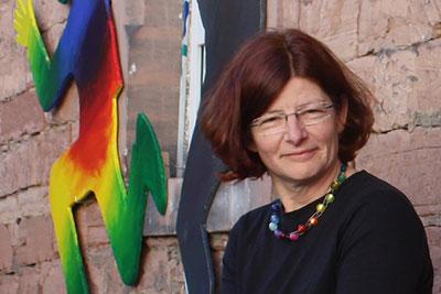 Kursleiter Eva Fisher-Khadem