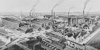 Chemische Fabrik Kalk, 1908