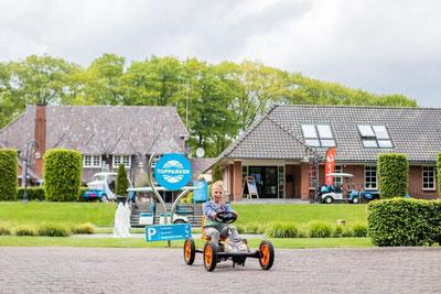 Bungalowpark op de Veluwe, Landgoed de Scheleberg