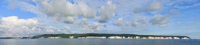 Insel Rügen, Kreidefelsen, Foto:Wikimedia Commons User: Lapplaender