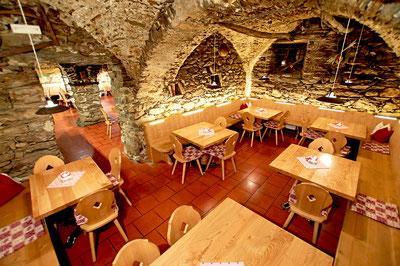 Wildwochen - Settimane della selvaggina al Hilberkeller - Caines - Gourmet Südtirol