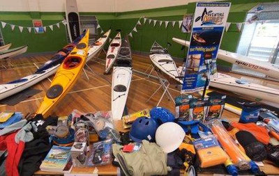 National Sea Kayak Symposium