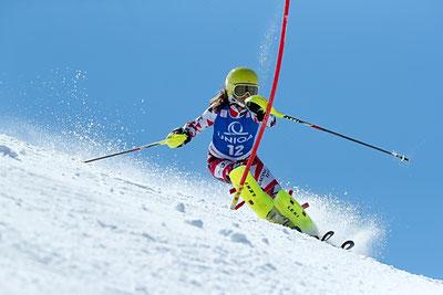 Ann- Kathrin Neurauter, Skifahren, Slalom, Kader