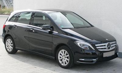 Mercedes B180 - Аренда авто в Черногории. Прокат машин аэропорт Тиват.