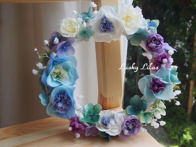 「Blooming Wreath 」