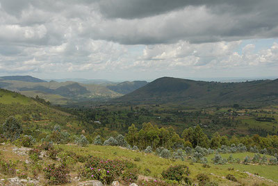 Paysage du Burundi/ D-Proffer, 2007 [Licence Creative commons]