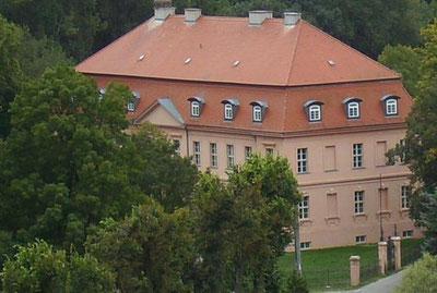 Schloss Straupitz 2012.