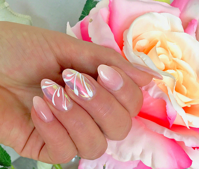 ongles en gel, modellage, french manicure, vernis semipermanente