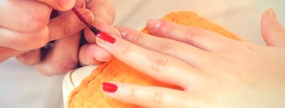 Geschenk Muttertag Manicure