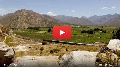 Den Rovos Rail auf YoutTube entdecken