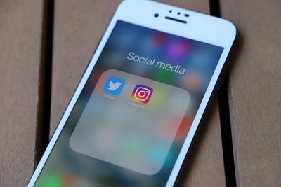 Professioneller Instagram Business-Account
