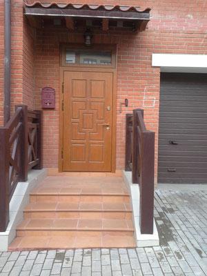 дверь серии МДФ,