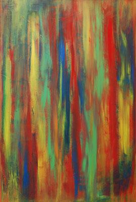 Acryl auf XL-Leinwand, 120 x 80 cm