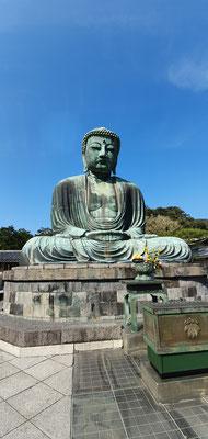 Tokyo 2019 Japan Intensive - Buddha in Kamakura