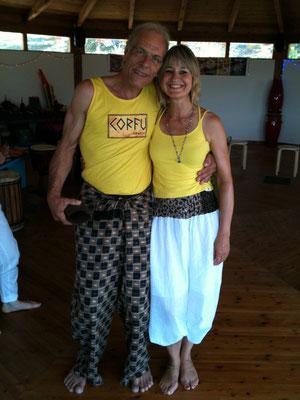 Trommelwoche auf Korfu