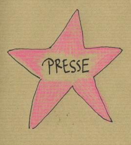 """Presse  """"Je suis une danseuse étoile"""" de Florence A.L. Klein"""