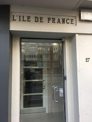 vue de l'immeuble au Leopold II-laan 27, 8400 Ostende, Belgique