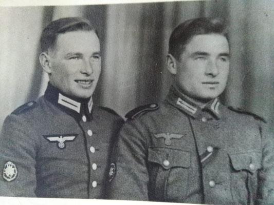 Franz und Hansl Nothdurfter