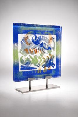 Susanne und Ulrich Precht, Studioglas, Glaskunst, Kunsthandwerk