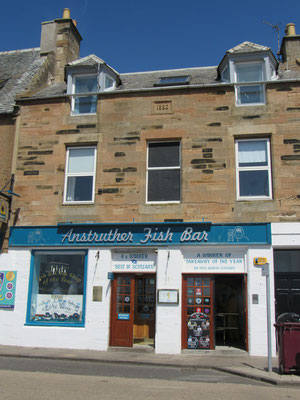 Anstuthers Fish Bar