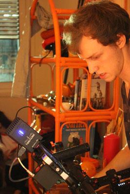 Making of Jegan by Keerthigan Sivakumar with Cinematographer Aurel Ganz