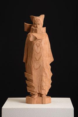 角谷豊明 H60cm  『ゆき』