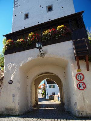 Isny, Stadtmauer, Espantor