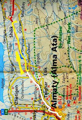 Tag 216: Enbek - Kyzylsharyk