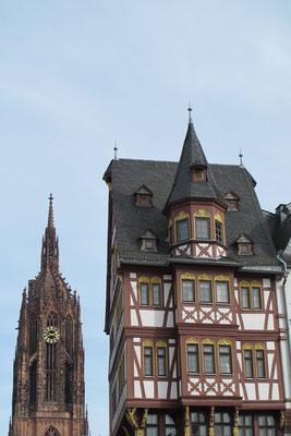 Cathédrale Kaiserdom Römerberg