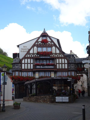 restaurant Berg's Alte Bauernschänke à Assmannshausen