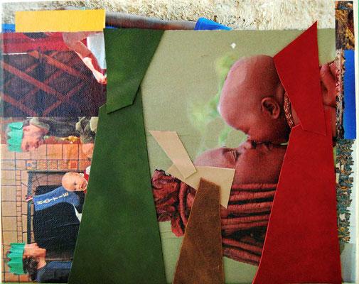 """KunstBEGEGNUNG: """"Die liebe Familie"""" Bild/Serie 2011"""
