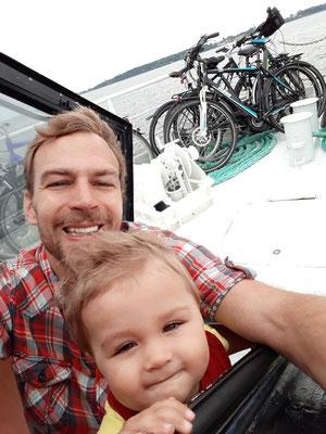 Ausflug von Stralsund nach Hiddensee