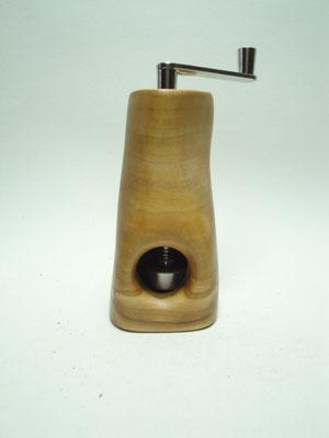 Muskatmühle / Muskatreibe  Unikat Design handarbeit Einzelstück Holz