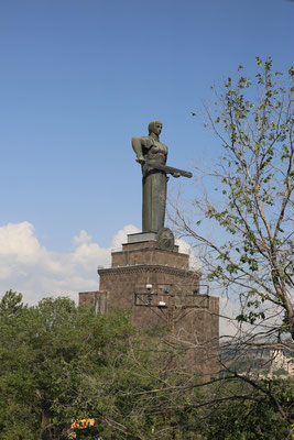 Mutter Armenien