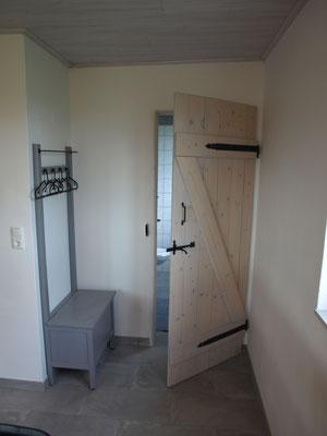 Tür zur Badestube