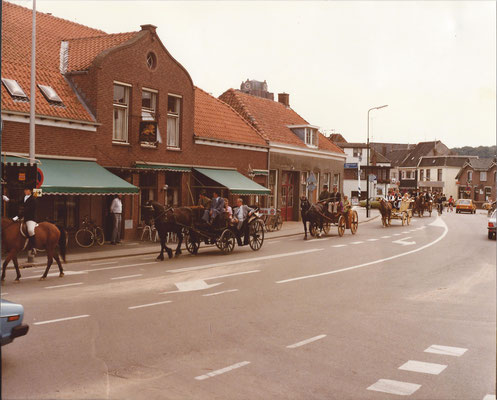 Parade in Wijk.