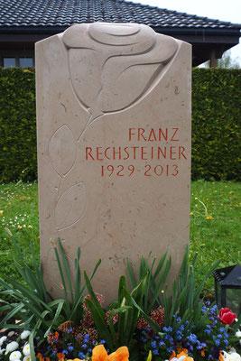 Rosen Grabstein