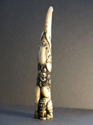 Netsuke for Sale - Fumio Noguchi Carving