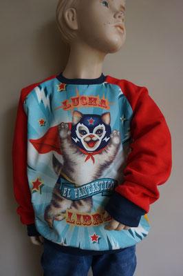 Voor: Supercat!, maat 116/122