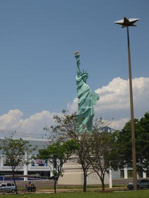 Sind wir in New York - nein in Campo Grande